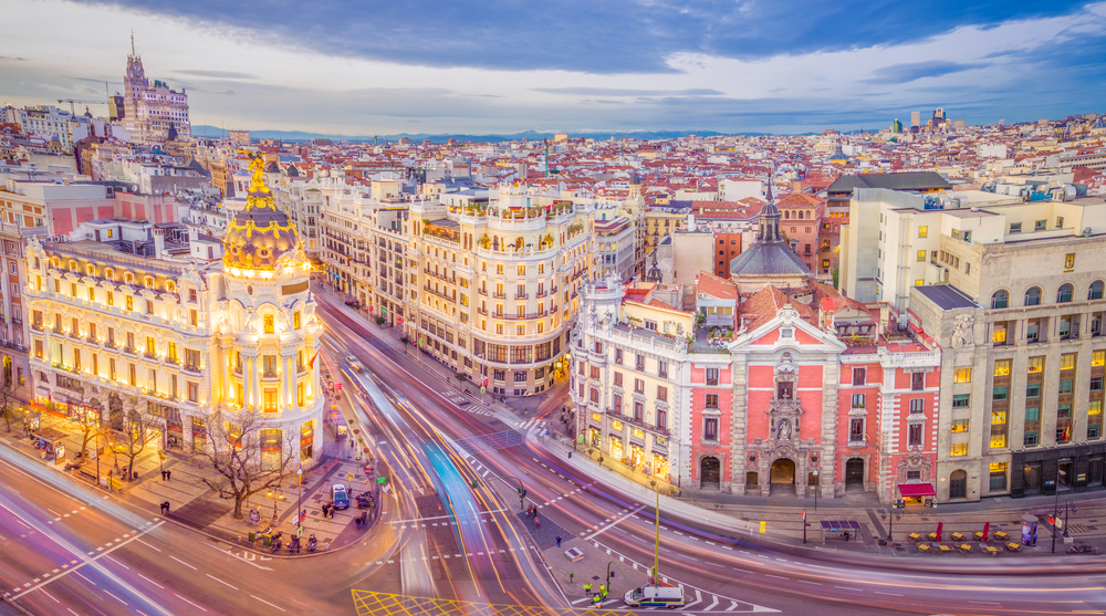 Tours to Madrid