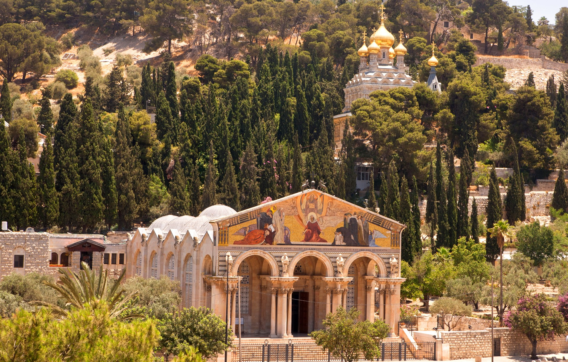 IBMT Holyland Tours 9 Days Walk in the Footsteps of Jesus Tour ...