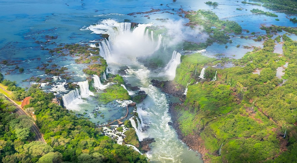 Amazing tours to Brazil